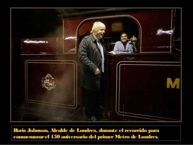Metro de Londres - 2013
