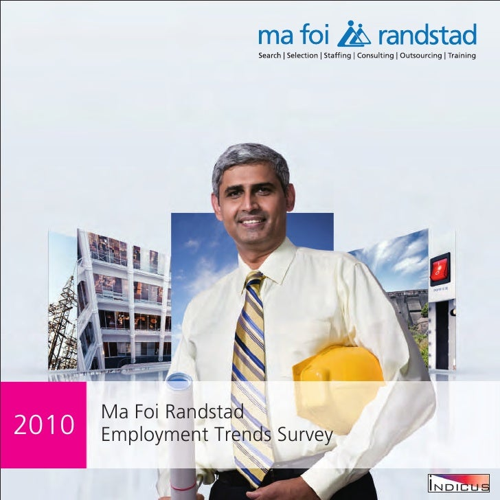 Ma Foi Randstad 2010   Employment Trends Survey