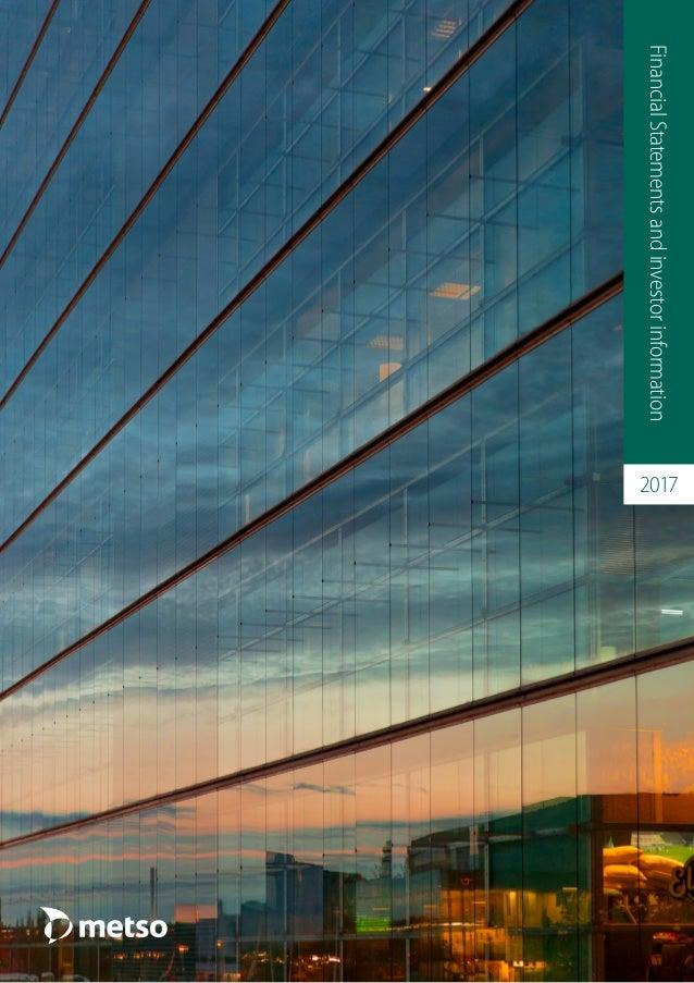 FinancialStatementsandinvestorinformation 2017