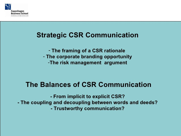 """implicit and explicit csr a conceptual """"implicit"""" and """"explicit"""" csr: a conceptual framework for a comparative un-176 may the academy of management perspectives this preview has intentionally blurred sections sign up to view the full version."""