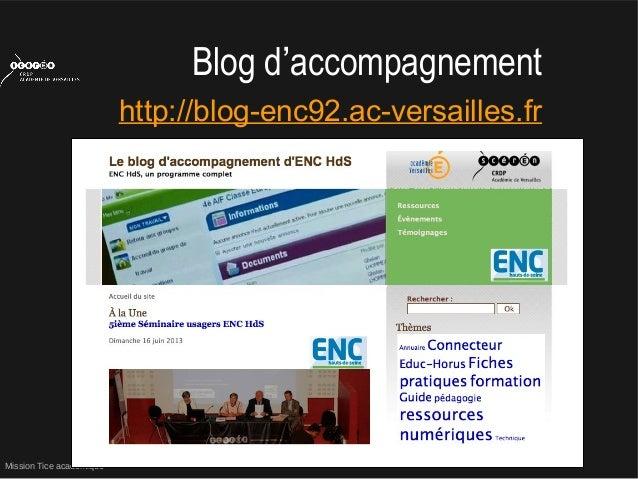 Mission Tice académiqueBlog d'accompagnementhttp://blog-enc92.ac-versailles.fr