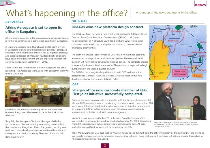 news  What's happening in the office?                                                                                     ...