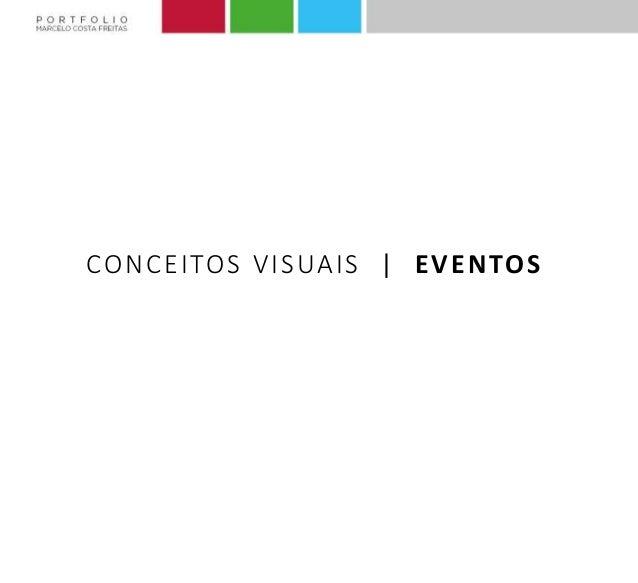 CONCEITOS VISUAIS | EVENTOS
