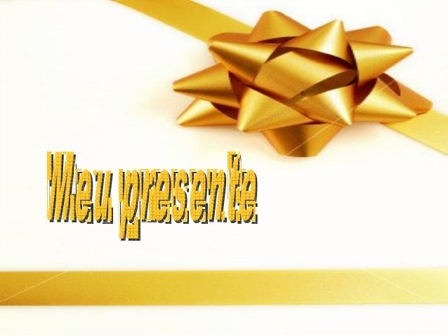 Hoje é o seu dia, mas quem recebeu o melhor presente de todos fui eu...