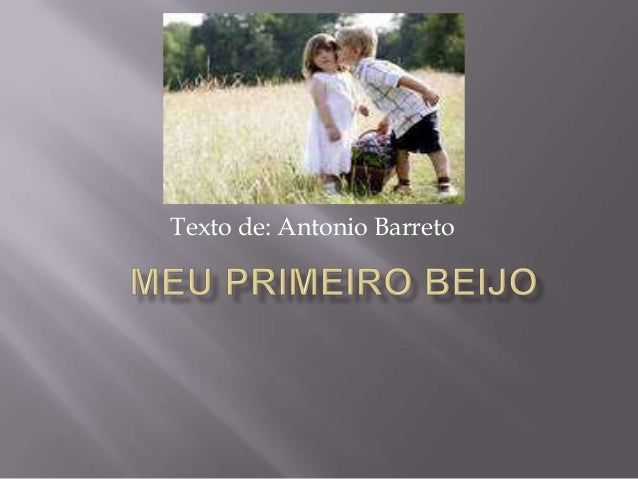 Texto de: Antonio Barreto