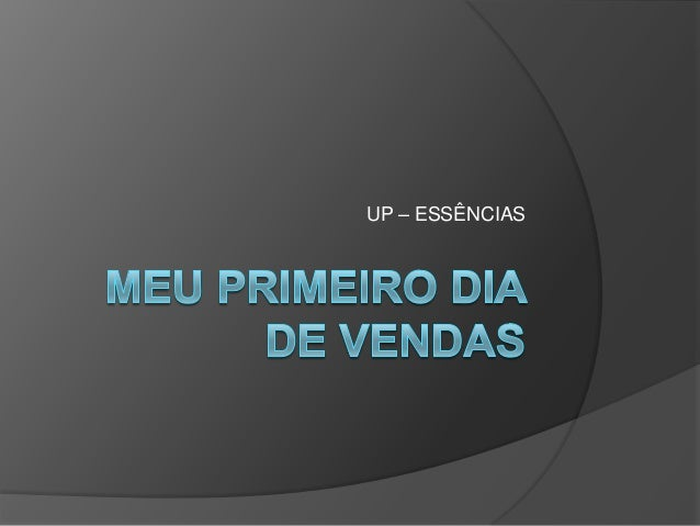UP – ESSÊNCIAS