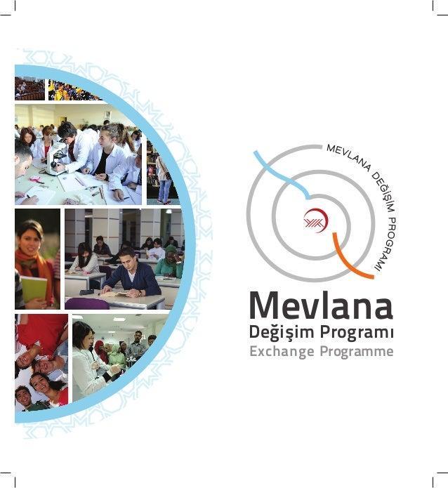 Değişim Programı Mevlana Exchange Programme