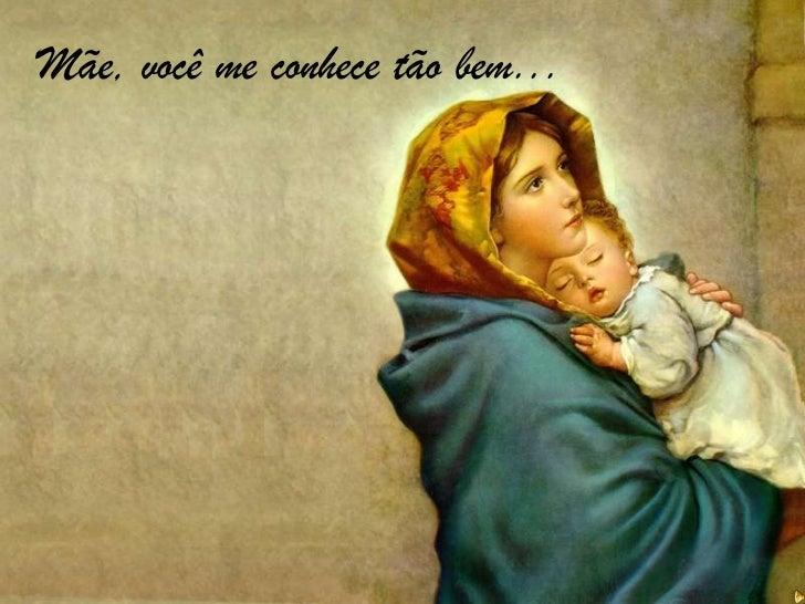 Mãe, você me conhece tão bem...<br />