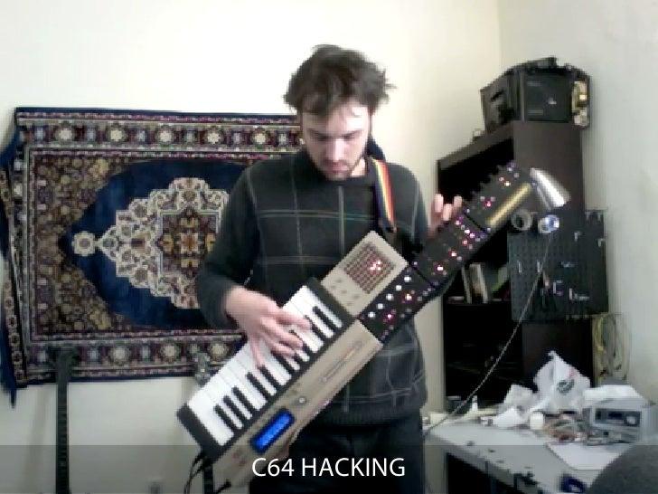C64 HACKING
