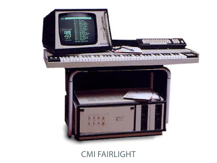 CMI FAIRLIGHT