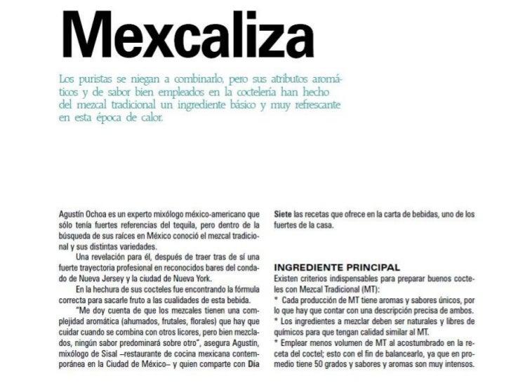 Mexcaliza
