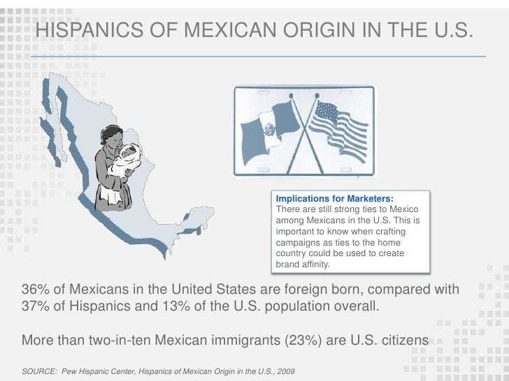 The Mexican-American community: Data and research roundup