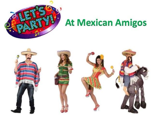 At Mexican Amigos