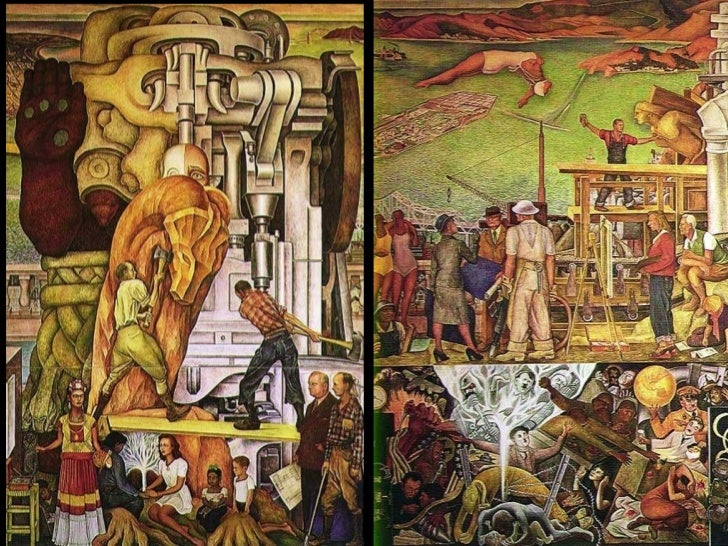 mexican muralist movement