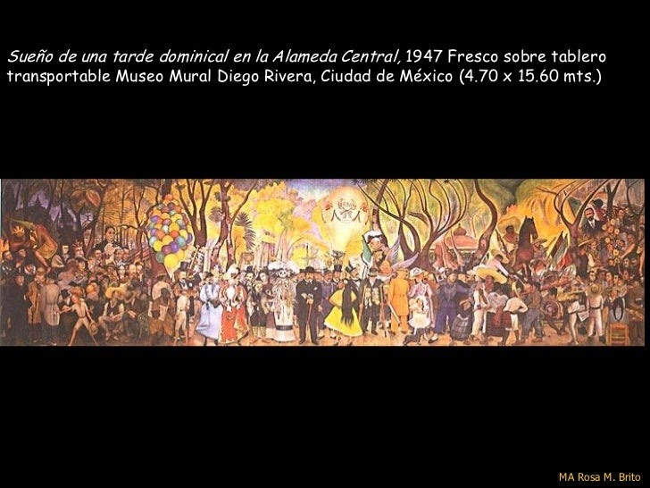 The Rupture Generation in México• By the mid of the 40´s decade, a rebellious movement byMexican painters started to boil ...