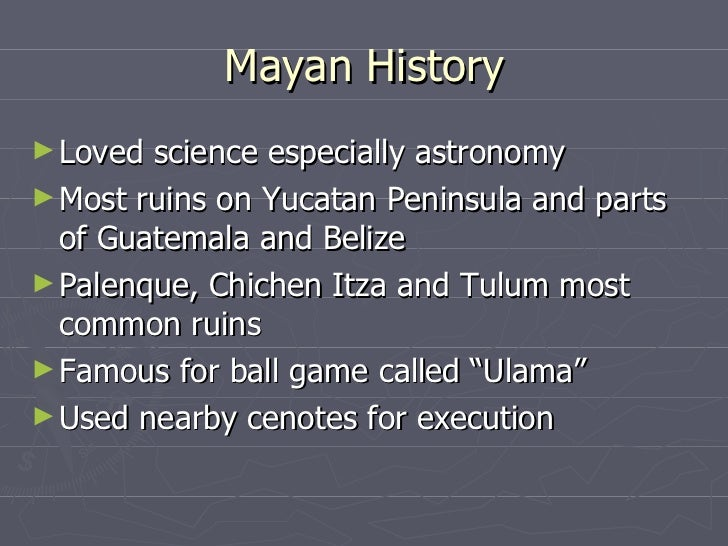 mayan science and astronomy - photo #34