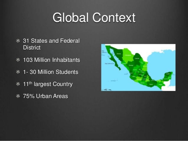 Brief Introduction to Mexico's Education  Slide 2