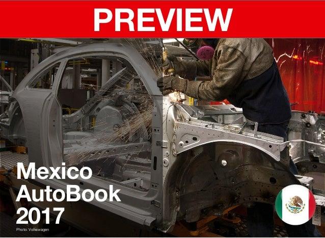 Mexico AutoBook 2017Photo: Volkswagen PREVIEW