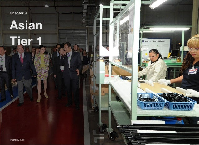 Mando Corporation headquartered in Soul is the largest Korean Tier 1 manufacturer. It is currently run and operated by its...