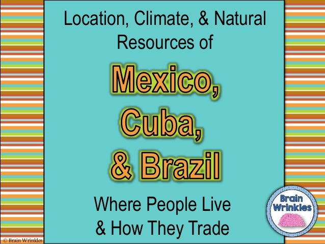 cuba climate diagram mexico brazil and cuba  mexico brazil and cuba