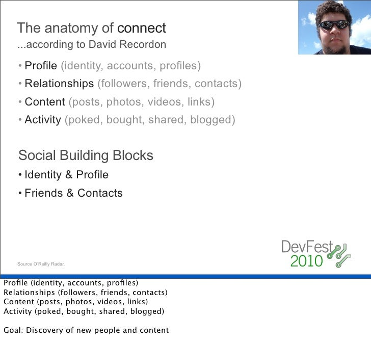 Google and the Social Web (Mexico City Dev Fest 2010)