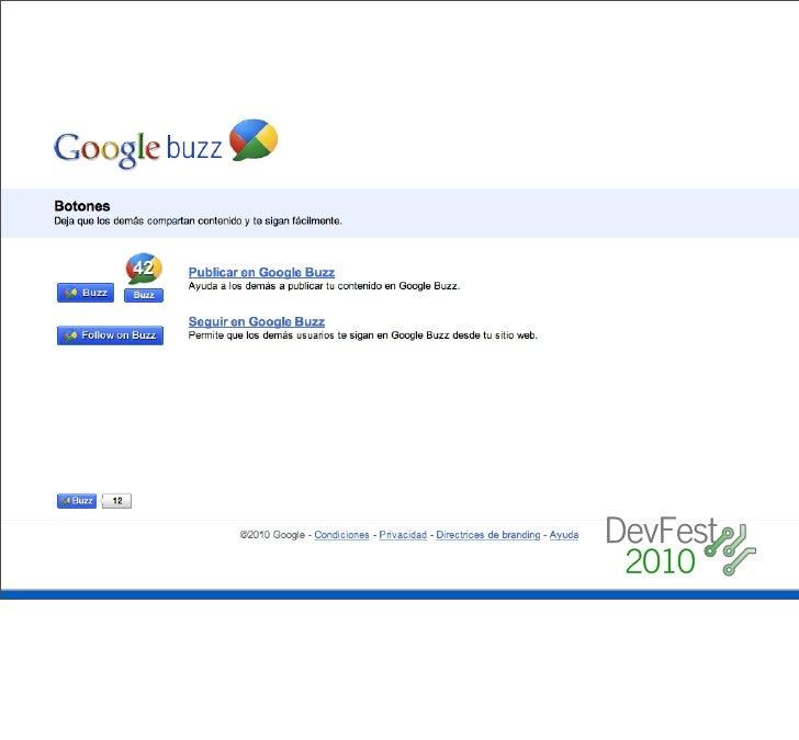 Google Buzz and the social web
