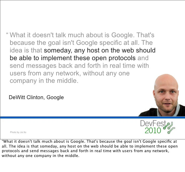 Image from the Opte Project    So if this is the web, it's important to understand that the goal is NOT for Google to own ...