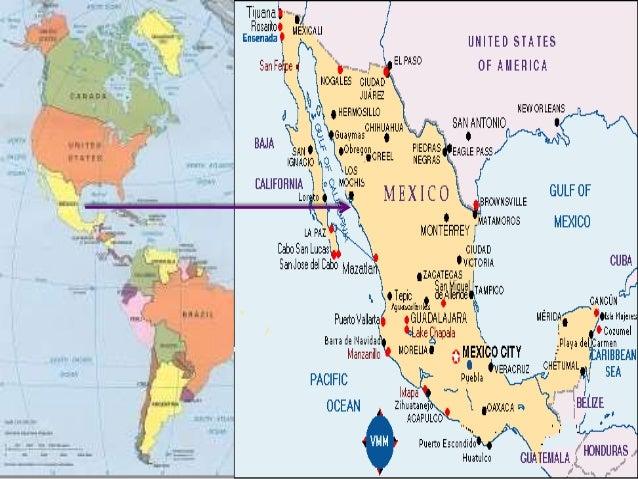 Mexico and Dominican Republic