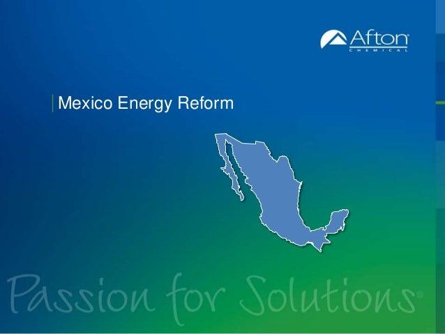 ® Mexico Energy Reform