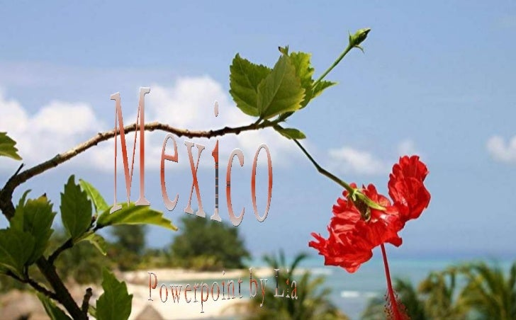 Mexico Powerpoint by Lia