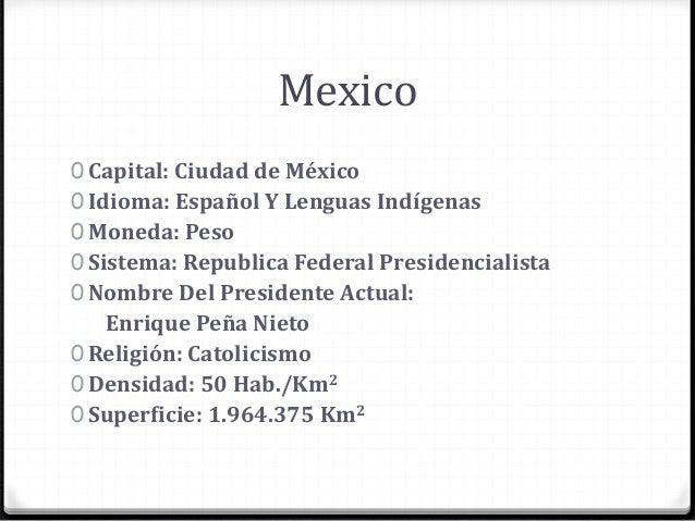 Mexico atractivo turistico Slide 2