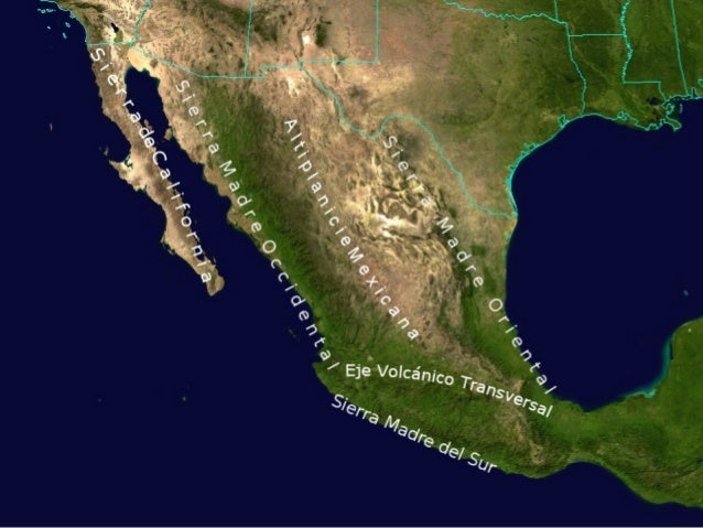 Culture and Geography of Mexico