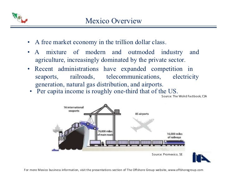 Mexico's Automotive and Autoparts Industry Slide 3