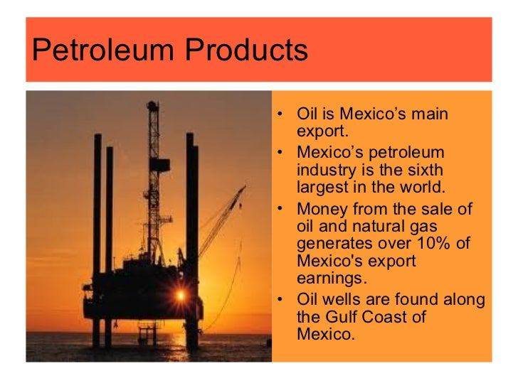 Pacific Coast Products And Natural Resources