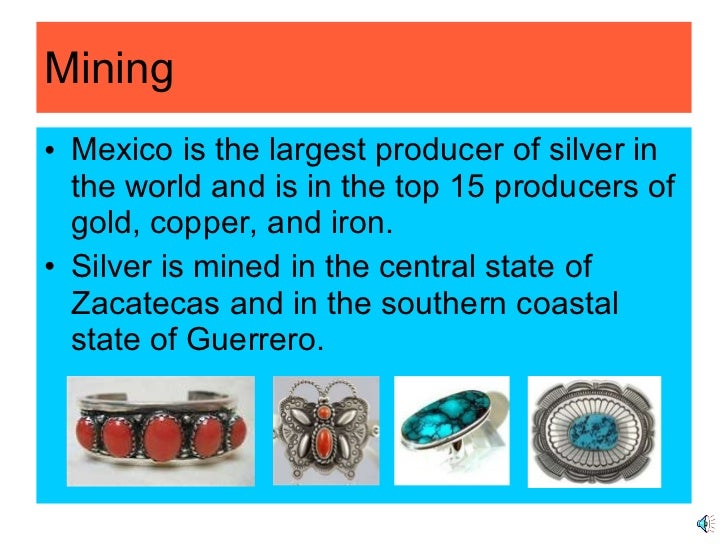 What Are the Natural Resources of Mexico?