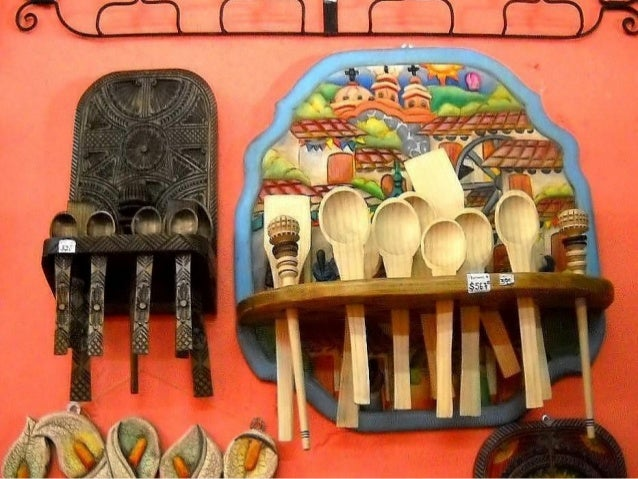 Mexico wood carving