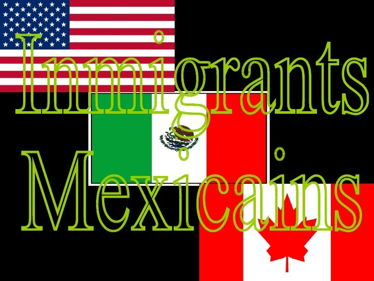 Inmigrants Mexicains
