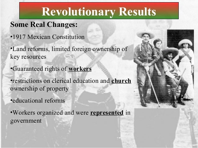 National History Day: The Mexican Revolution