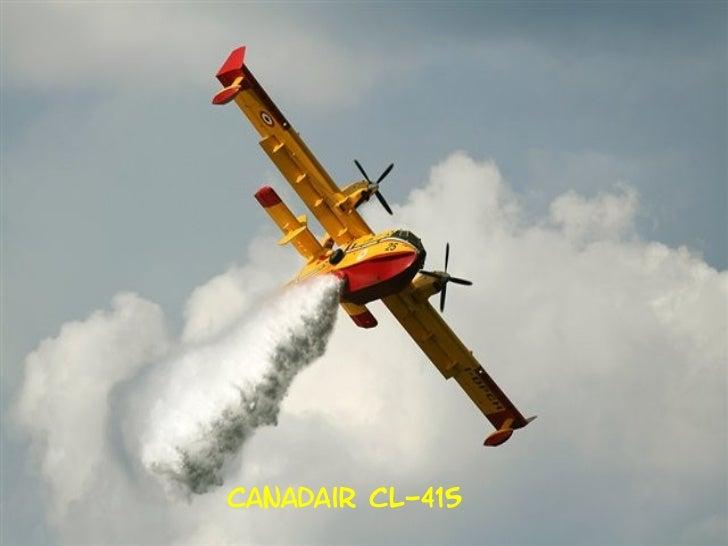 Mezzi Aerei Antincendio Boschivo (AIB) Slide 2