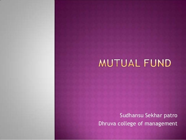 Sudhansu Sekhar patro Dhruva college of management