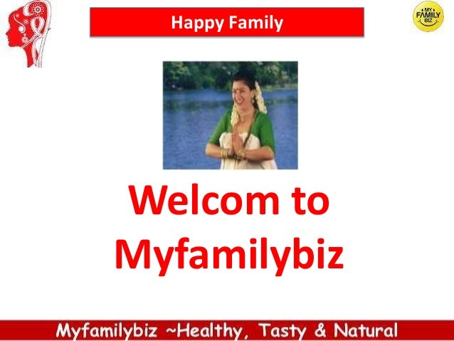 Happy Family  Welcom to Myfamilybiz
