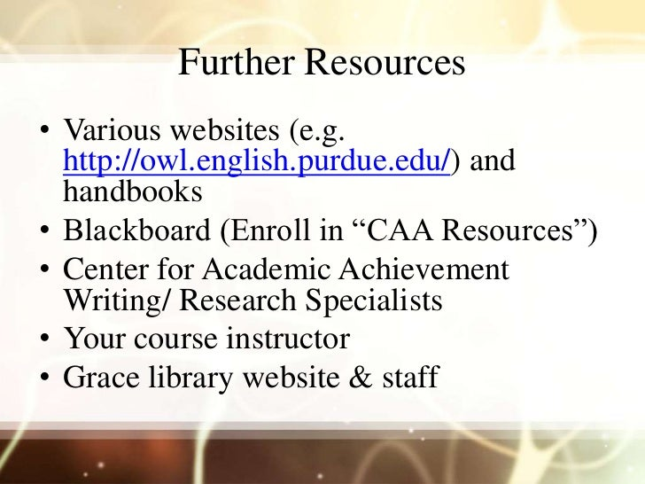 purdue owl apa research paper outline Resource for writing a research paper: purdue online writing lab of format and outline, apa style sample papers apa paper apa style research papers.