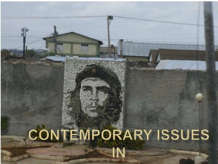 Contemporary Issues inCuba<br />
