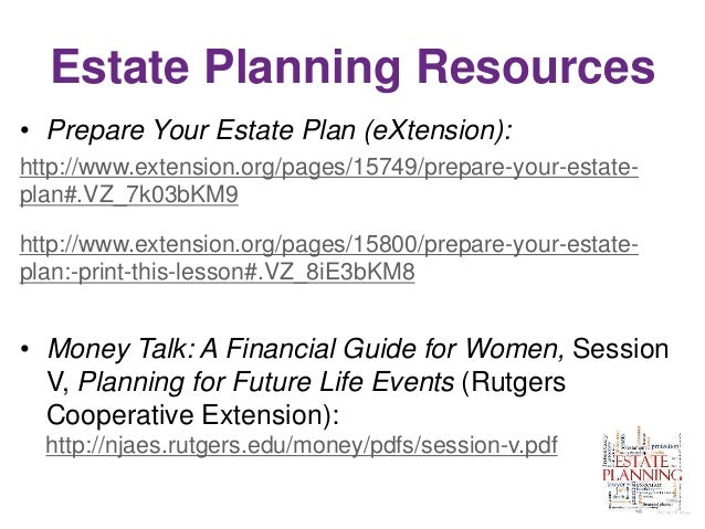Estate Planning Basics and Advanced Directives0915 – Estate Planning Worksheet