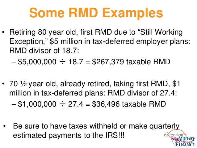 45 some rmd examples