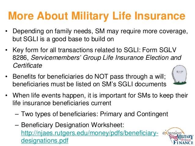 Life Insurance Webinar Slides