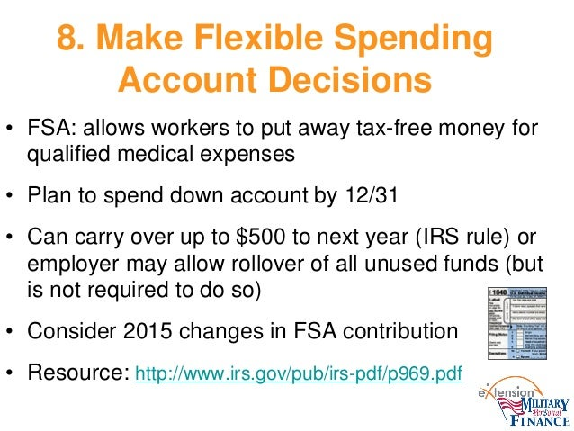 Images Of Fsa Qualified Expenses Irs