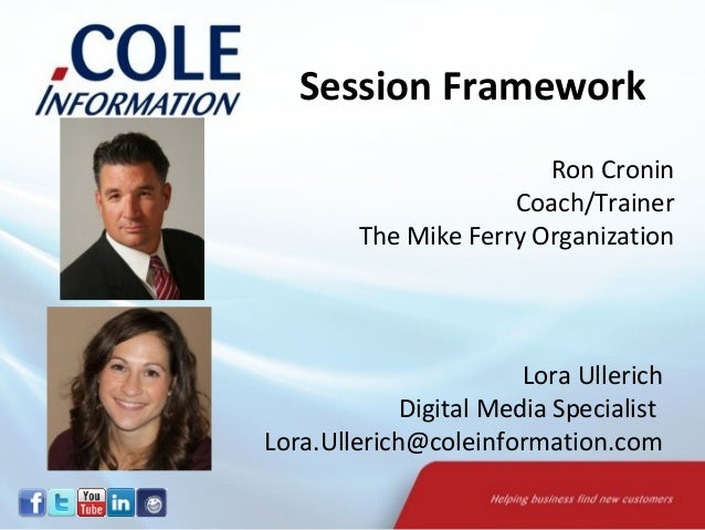 Build Prospect Rapport with the Mike Ferry Organization