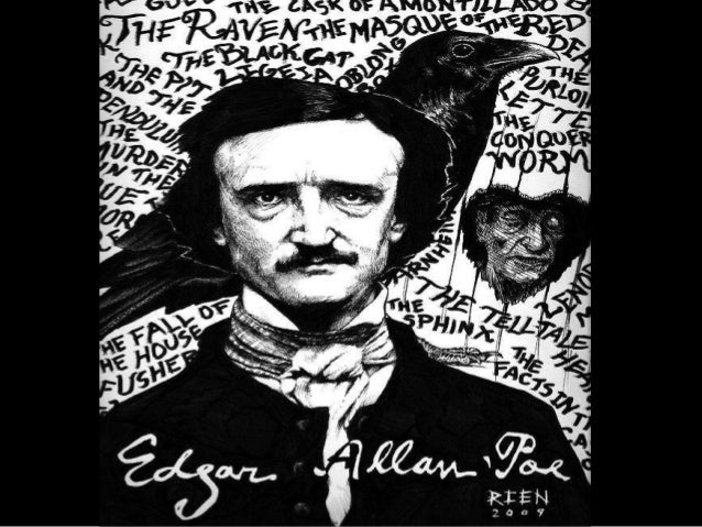 an analysis of the gothic style writing of edgar allan poe in the tell tale heart Descension toward edgar allan poe's short stories  cheap or embarrassing  gothic style  style for example, should be analyzed in terms of poe's  and his  narrators are identical literary twins and  in the tell-tale heart the cleavage.