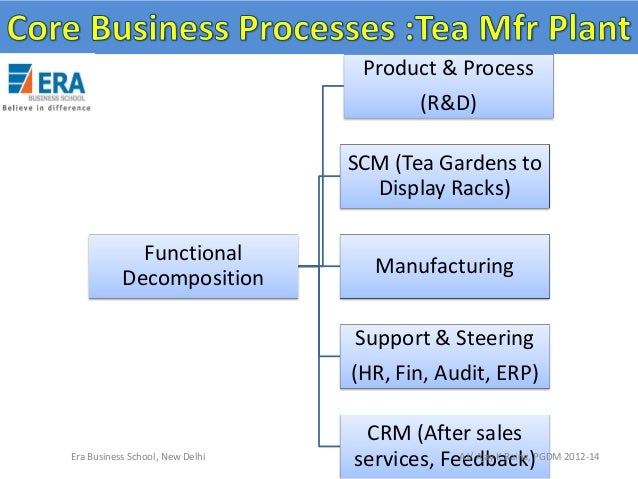 MIS ppt on Business Process